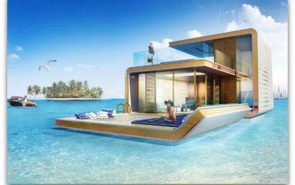Пловечки вили во Дубаи