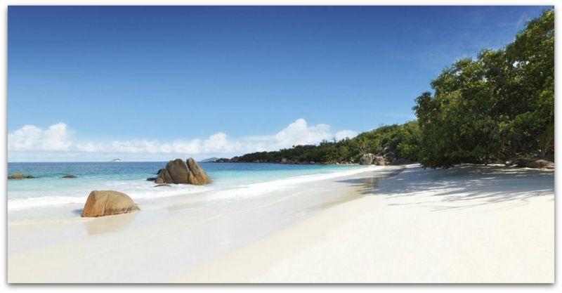 Ансе Лазио - островот Праслин, Сејшели