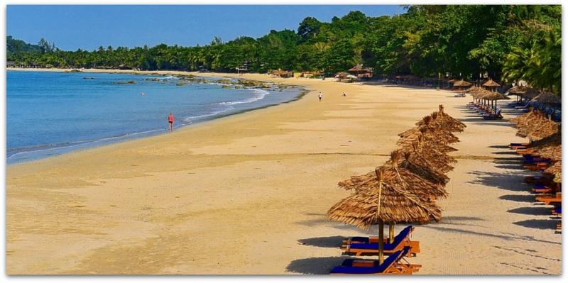 Нгапали плажа - Нгапали, Мјанмар