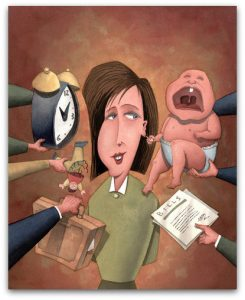 Неколку видови негативни мајки