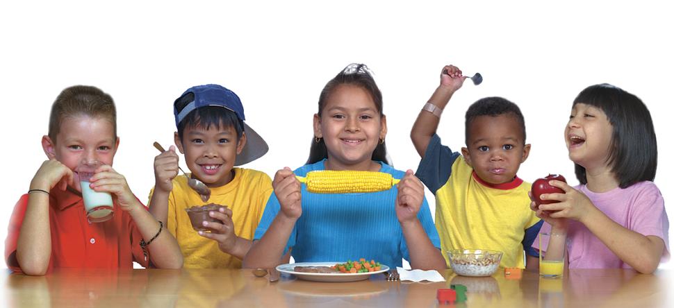 Пет митови за исхраната на децата