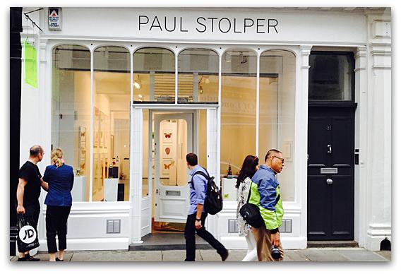 Пол Столпер галерија