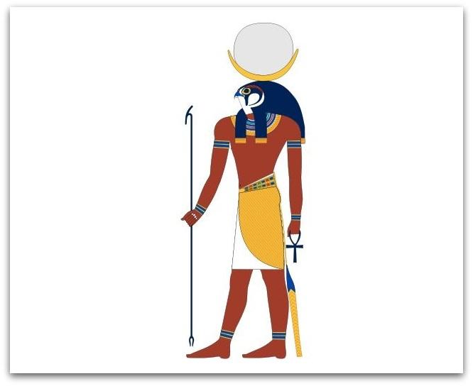 Консу е древен египетски бог чија главна улога е поврзана со Месечината.