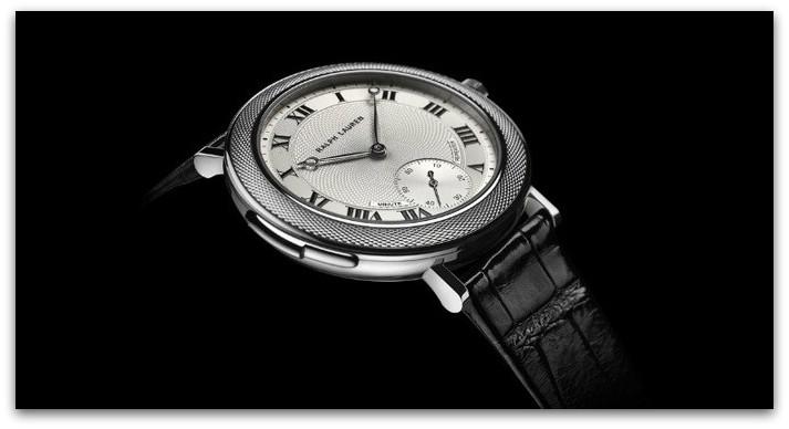 Ралф Лаурен    часовник од 206 000 долари