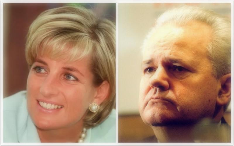 Поранешен агент на британската служба  МИ6 подготви три плана за убиство на Милошевиќ  еден од нив го искористивме за принцезата Дајана