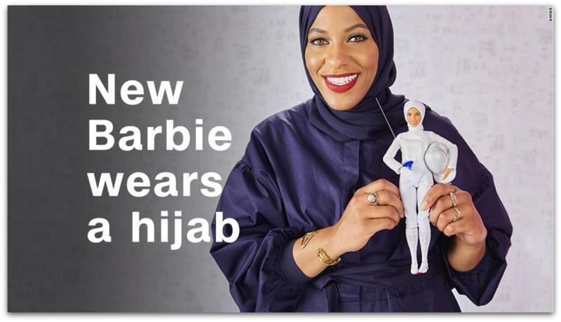 Прва Барбика со хиџаб во светот   Фото Видео