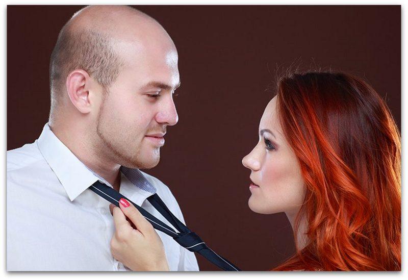Шест причини зошто жените сакаат ќелави мажи