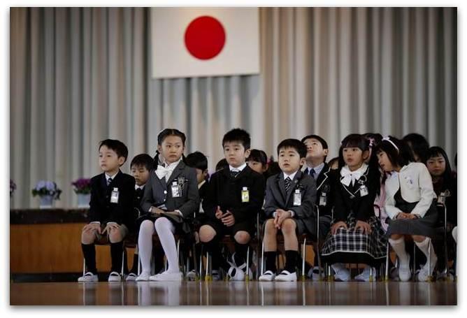 10 правила на јапонското образование   Манирите пред знаењето   Видео